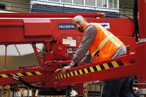 Fagan High Reach Denka Lifts Fagan High Reach Denka Lift DL-28
