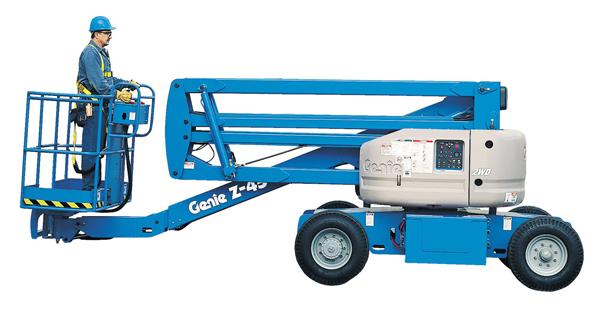 Genie Z45 25 Dc Fagan High Reach Amp Equipment Co