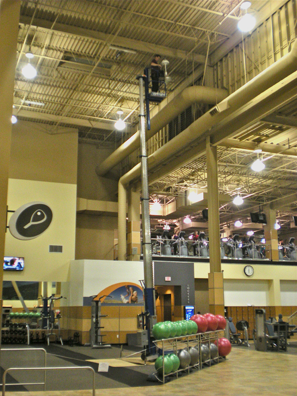 Rent a UL40 Personnel Lift from Fagan High Reach