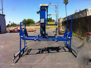 Bay Area Spider Lift Compact Crawler Atrium Lift Rental